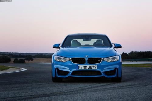 2014-BMW-M3-F80-Yas-Marina-Blue-Limousine-F30-04-655x436