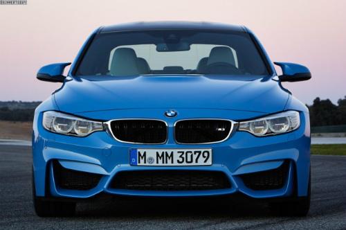 2014-BMW-M3-F80-Yas-Marina-Blue-Limousine-F30-05-655x435