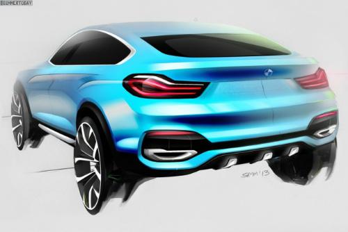 BMW-X4-Concept-2013-Shanghai-Design-Skizzen-02-655x437-2