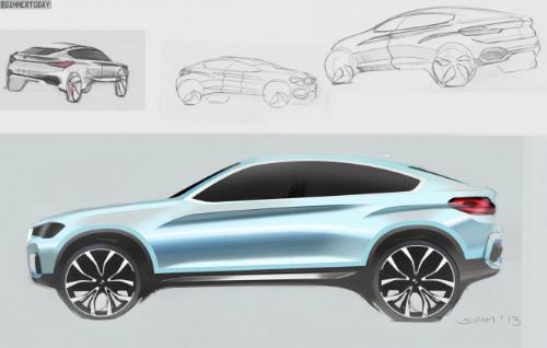 BMW-X4-Concept-2013-Shanghai-Design-Skizzen-03-655x416-2
