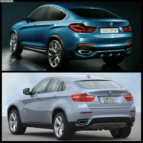 Bild-Vergleich-BMW-X4-Concept-F26-BMW-X6-E71-02-655x655-2