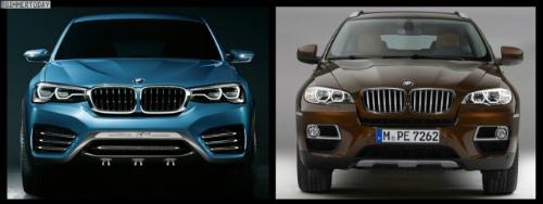 Bild-Vergleich-BMW-X4-Concept-F26-BMW-X6-E71-04-655x246-2