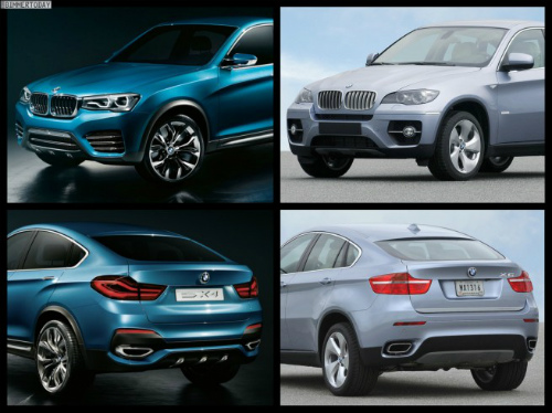 Bild-Vergleich-BMW-X4-Concept-F26-BMW-X6-E71-06-655x490-2